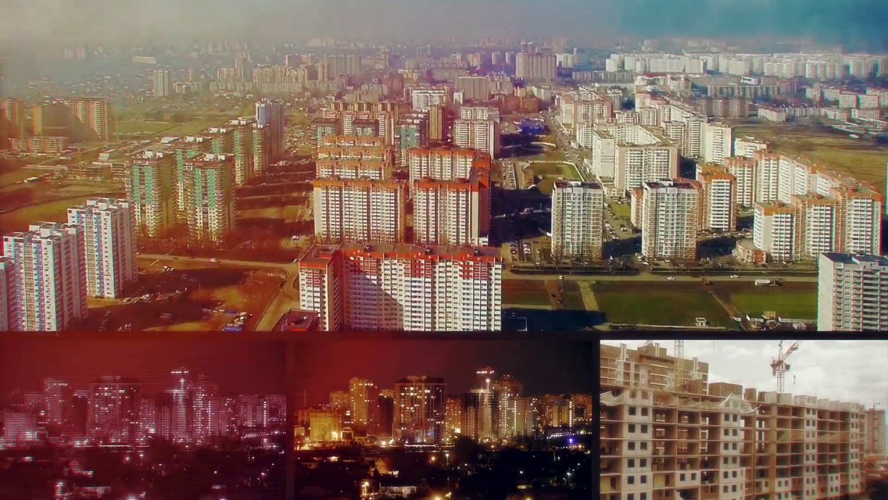 Дома в Краснодаре доступнее квартир