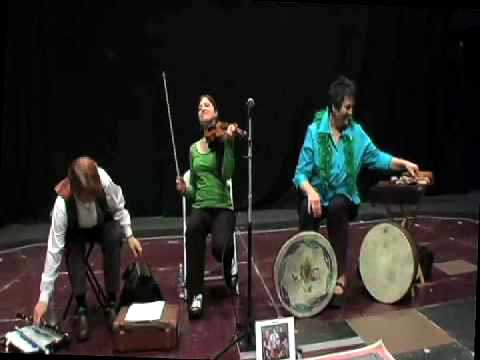 The instruments and history of Irish music
