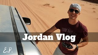 TRAVEL VLOG | Jordan - Tips & Places