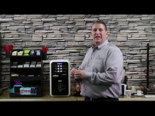 Java Genius Review - Lavazza EP 2500 Plus Espresso Machine