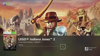 How to Dowload Lego Indiana Jones 2 - FREE in Xbox