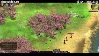 видео Новая бесплатная онлайн игра Legend of Martial Arts, обзор