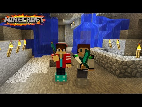 HikePlays MINECRAFT - Survival & The Build! - Let's Play Minecraft