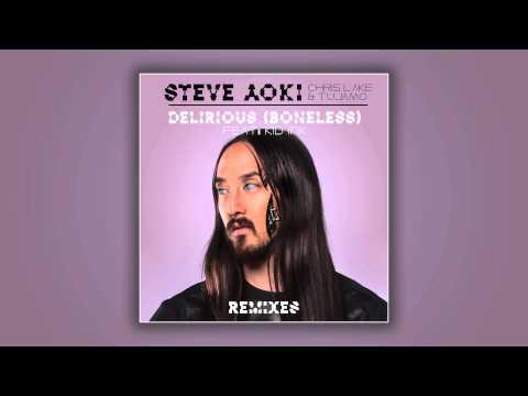 Steve Aoki, Chris Lake & Tujamo ft. Kid Ink - Delirious (Boneless) (Reid Stefan Remix) [Cover Art]