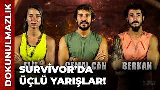 Dokunulmazlık Oyunu 1. Kısım  Survivor 2020