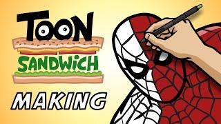 Sandwich Making (Captain America Civil War Trailer #2 Spoof)