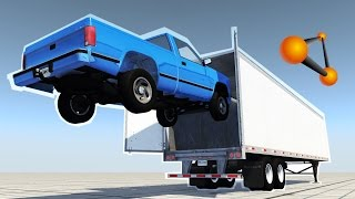 BeamNG Drive Stunts and Drift Compilation #1