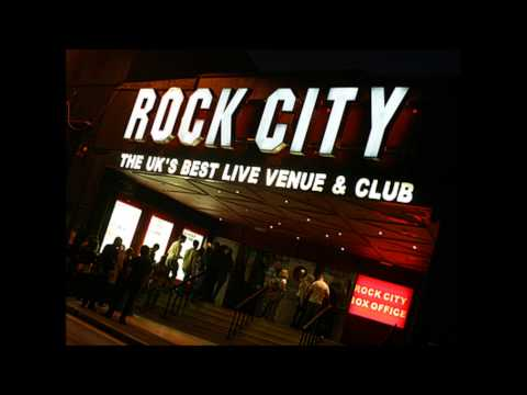 Rock City, Nottingham - BBC Radio1 - If These Walls Could Speak 19/03/12