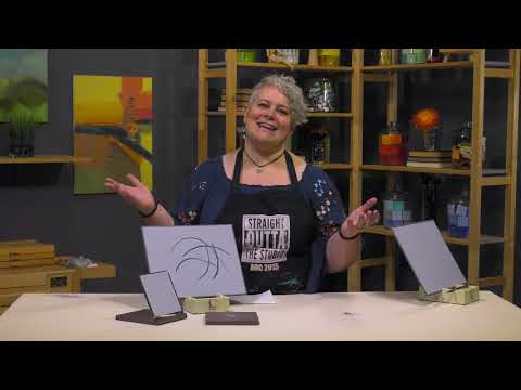 Dream Boards – Water Drawing/Painting Zen Board Demonstration