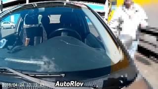 Как удалить трещину (своими руками) на лобовом стекле авто?