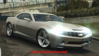 Midnight Club Los Angeles Complete Edition alle Autos