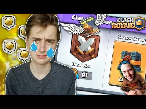 MAXUJU FIFQŮV DECK & DOUBLE WAR CHEST OPENING 😧😧!! • CLASH ROYALE CZ/SK |Jeniik