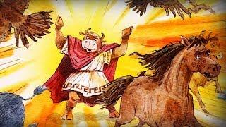 Волшебный фонарь- Мультфильм про диафильмы - Сборник серий  про мифы Древней Греции