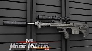 TsKIB SOO SVU at Level 17 | Maze Militia : LAN & Online Multiplayer Shooting Game