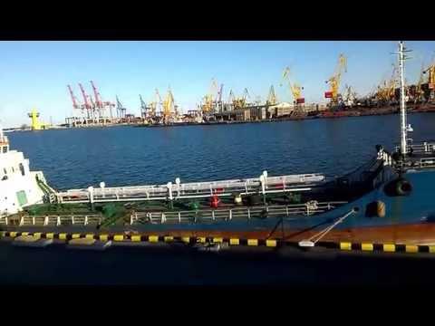 Морской порт, Одесса//Sea Port, Odessa