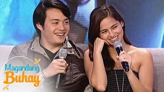 Magandang Buhay: How did Jasmine & Jeff meet each other?