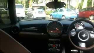 2010 Mini Cooper S. Start Up, Engine, In Depth Tour