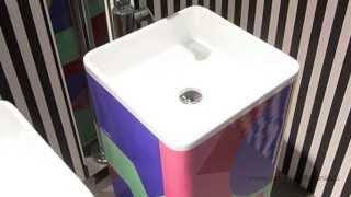 видео Итальянская дизайнерская сантехника