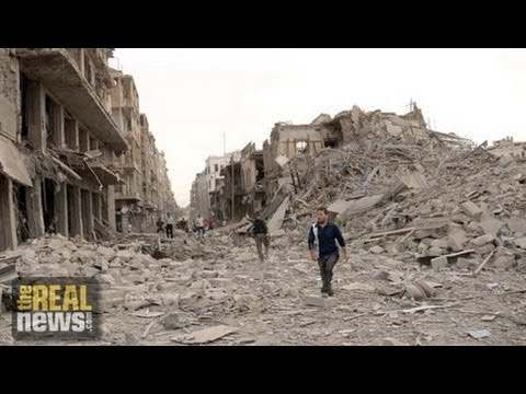 Bennis: There is No Military Solution to Syria