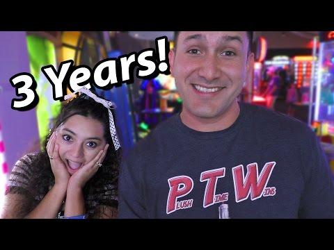 WOW....................3 YEARS!!