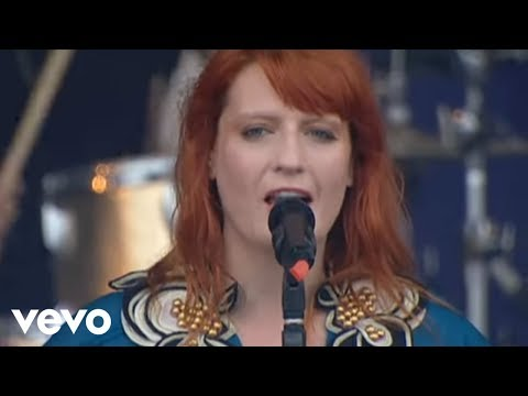 Florence + The Machine - Between Two Lungs (Live At Oxegen Festival, 2010)