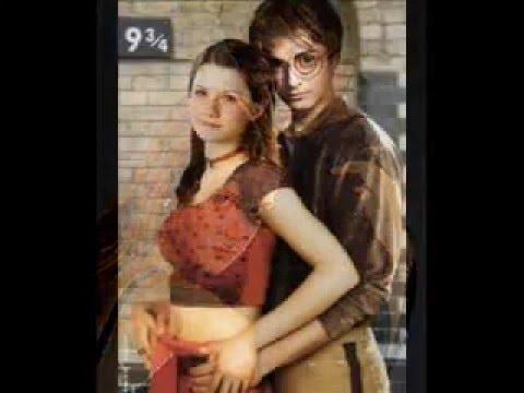 6d44399ef Harry Potter Love Couples - Kiss Me - YouTube