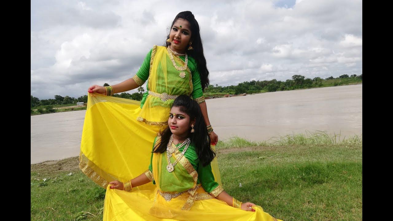 Download Akashe Batashe | আকাশে বাতাসে |DANCE PERFORMANCE with joyita & tonusree