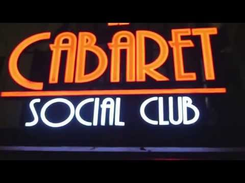 "LE CABARET SOCIAL CLUB - ART TUNNEL #1 ""His & Hers"" (26/09/15)"