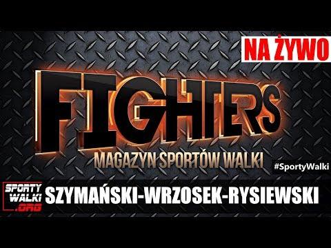 Magazyn Sportów Walki FIGHTERS #12 - Szymański, Wrzosek, Rysiewski.