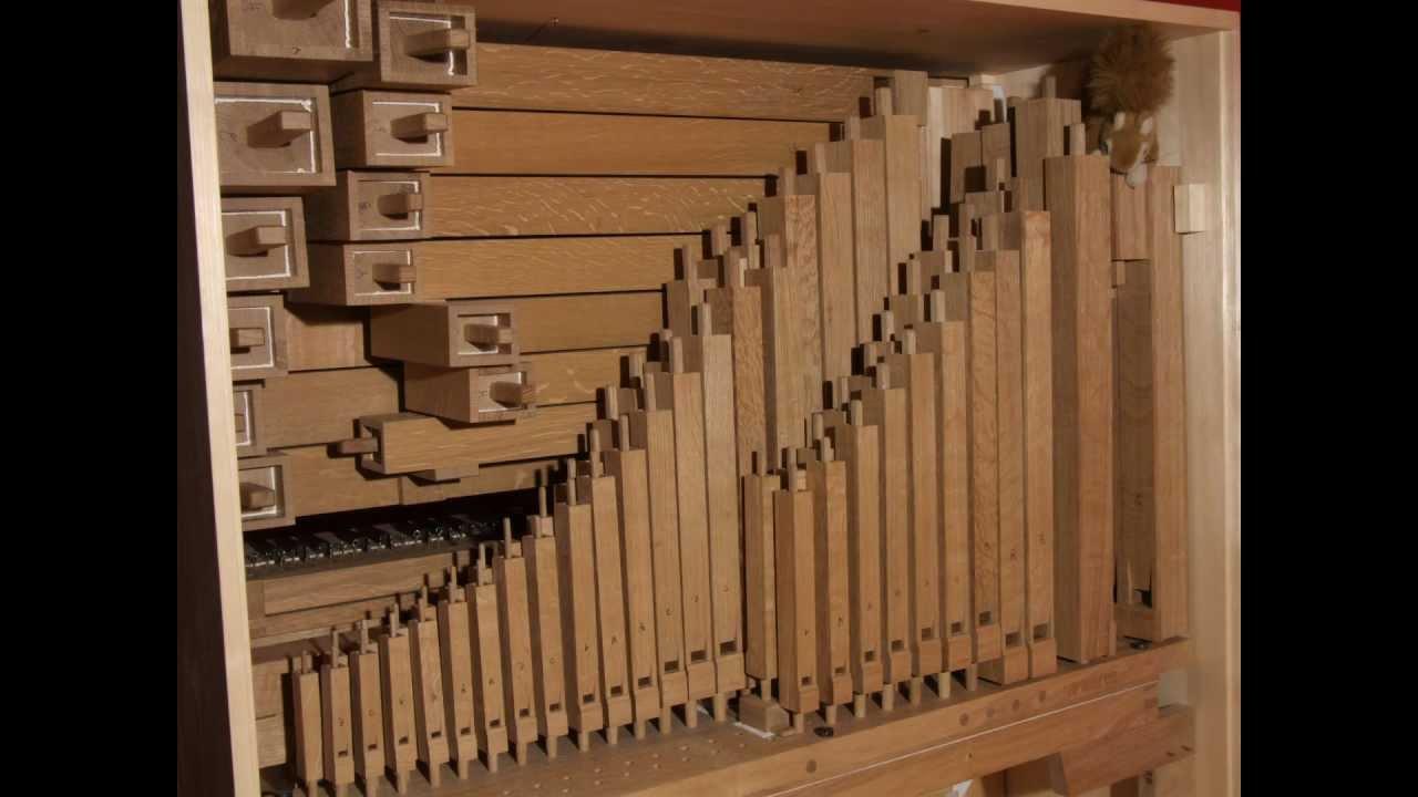 Holzpfeifen/ wooden pipes - YouTube