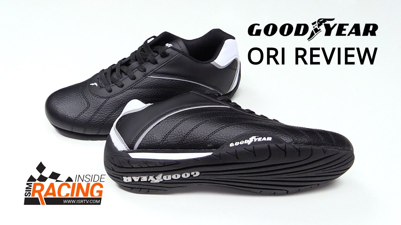 Goodyear Footwear Ori Review - Best Sim Racing Shoes for  40  - YouTube 2d441e266917