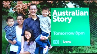Channelling Mr. Woo (Australian Story - TV ad)