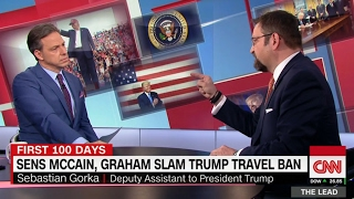 Sebastian Gorka BRUTALIZES Naive Jake Tapper on Radical Islamic Terrorism