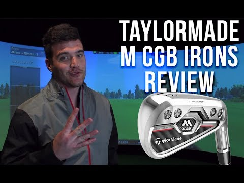 Taylormade M CGB Iron Review
