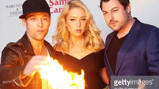 Magic at  Hollywood celebrity Party🔥🔥🔥 -Julien Magic