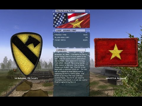 Battlefield: Vietnam - The La Drang Valley (SP)