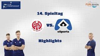 HSVeSports | Die Highlights des 14. Spieltags der VBL