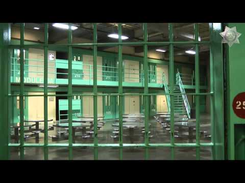 Jail B Roll - San Diego County Sheriff's Department - YouTube