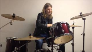 Ramones - Judy is a Punk (Drum Cover)