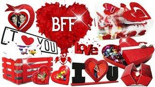 10 Ideas FÁCILES para regalos San Valentin -  Ecobrisa DIY