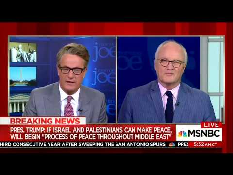 """Scarborough: Trump """"jackass,""""  leaked about group """"that killed 20 little girls and their mothers"""""""