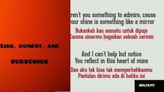 justin timberlake (MIRROR).  lirik lagu