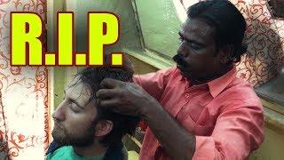 R.I.P. Baba Sen aka Cosmic Barber | BARTMANN