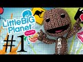 Let's Play Little Big Planet PSP [100%] - Part 1