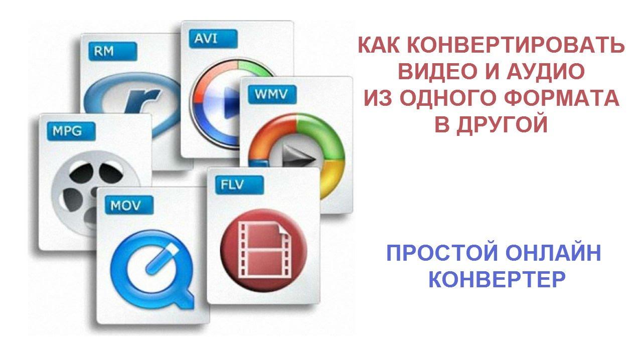 видео конвертер формат фактори