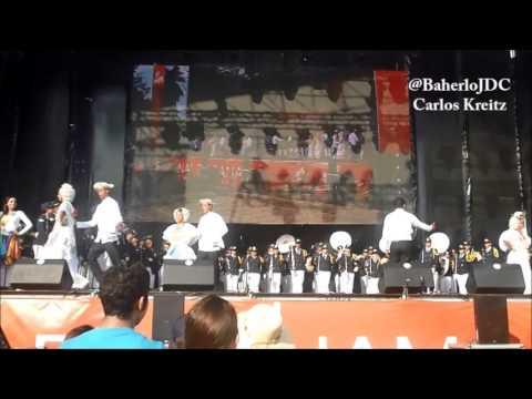 Festival Centenario Canal de Panama Banda Herberto Lopez JDC