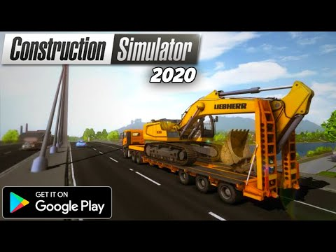 🔥🔥Top 5 Best Construction Simulator Games For Android | Download Now