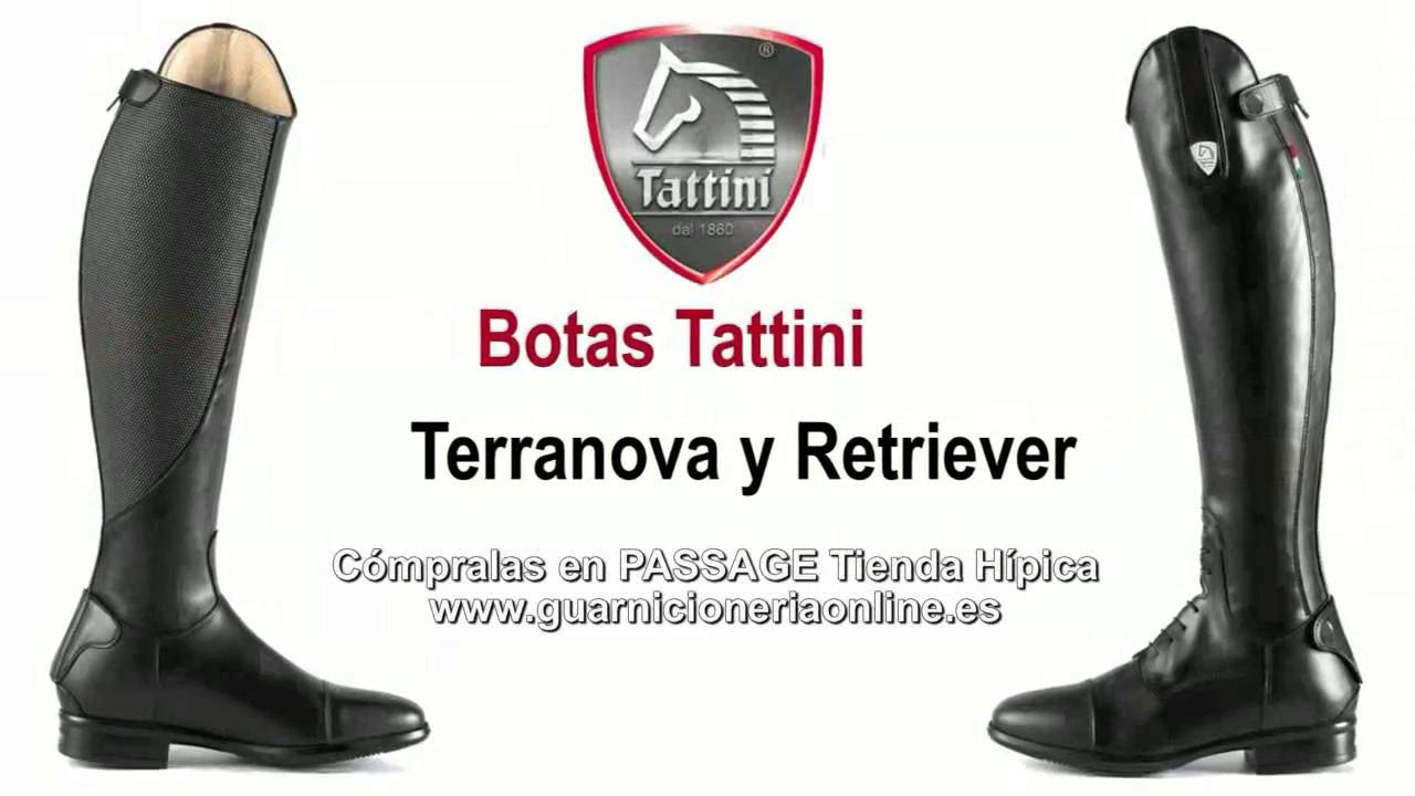 19f122e774 Botas Tattini Terranova Calf S - Guarnicionería Online