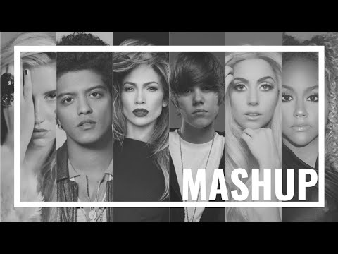 JLo, Gaga, Bruno Mars, Ke$ha, Justin Bieber & Kat DeLuna - On The Floor [Megamix Mash]
