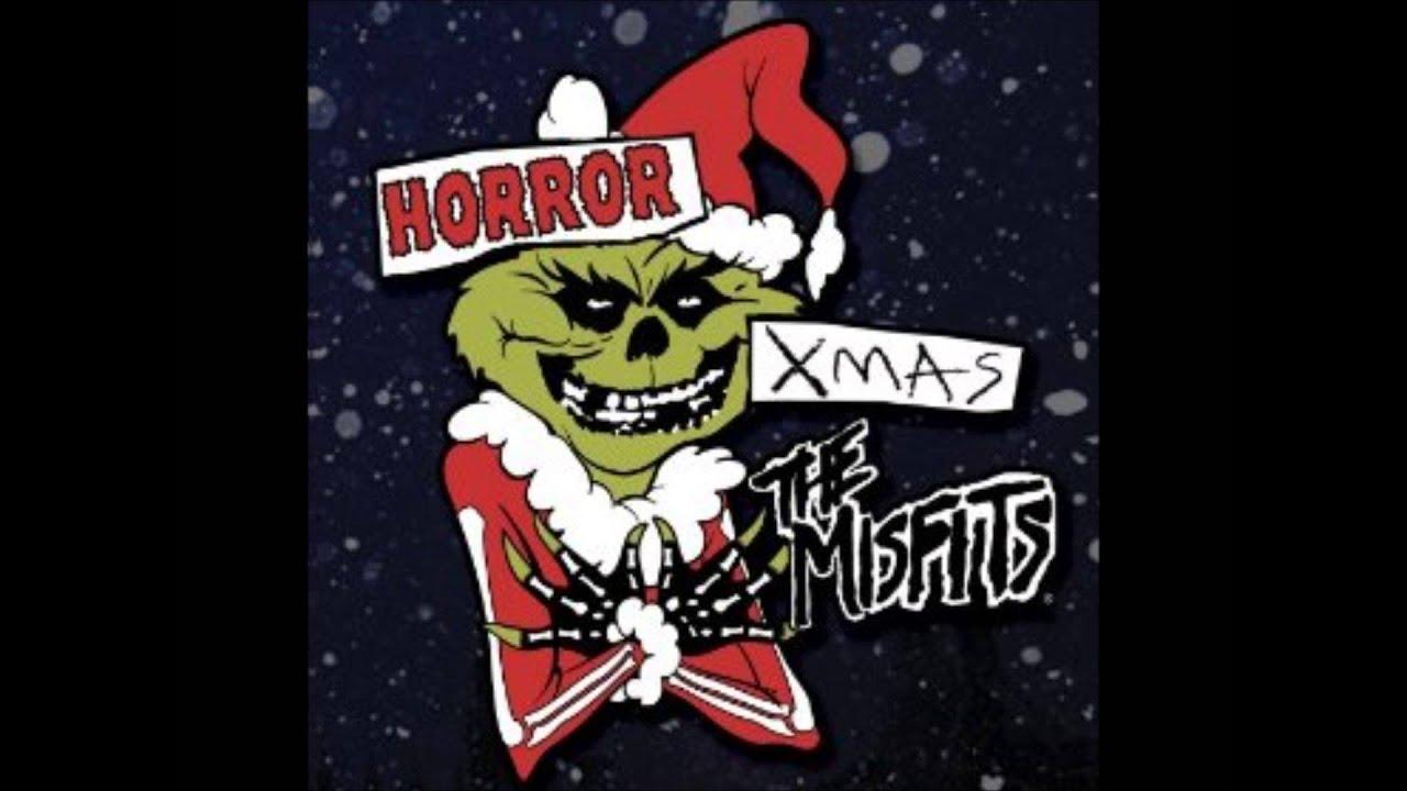Misfits - Blue Christmas - YouTube